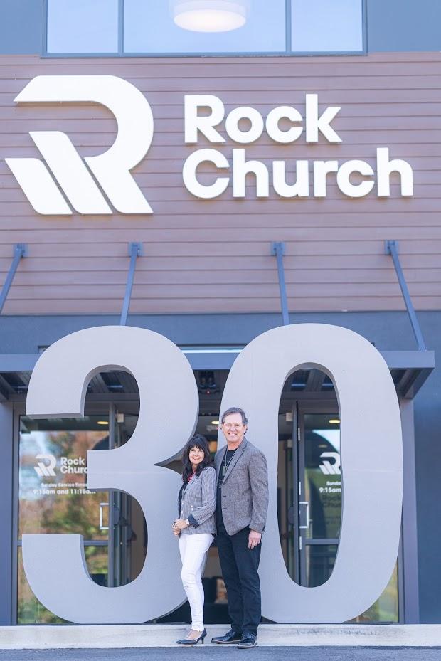 Our Pastors, Pastors Kirk and Suzette Bowman, Rock Church AVL, Asheville, NC