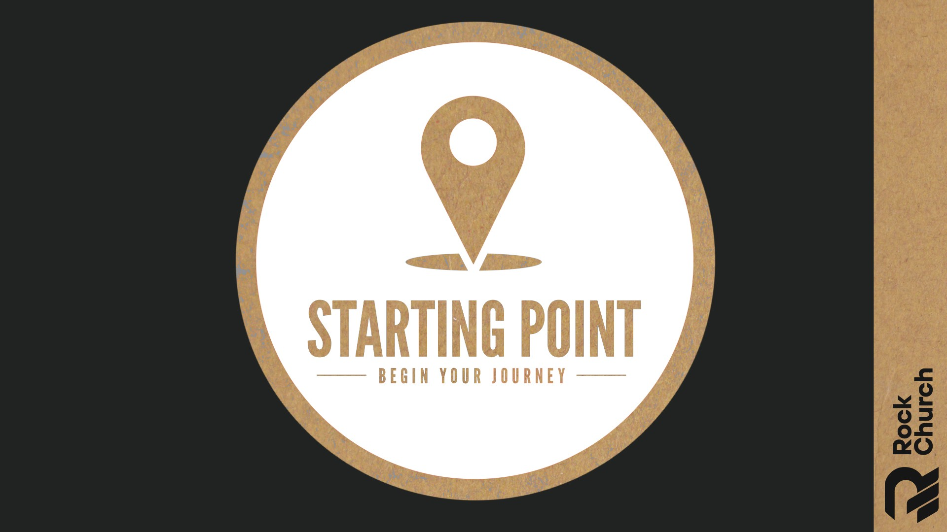 Starting Point, Rock Church AVL, Asheville, NC