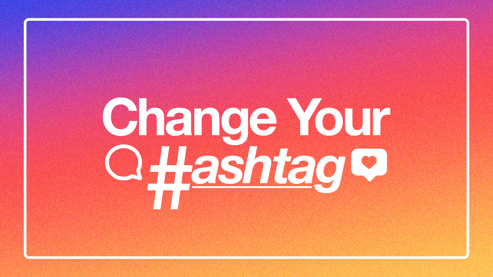 Change Your Hashtag, Rock Youth, Rock Church AVL, Asheville, NC