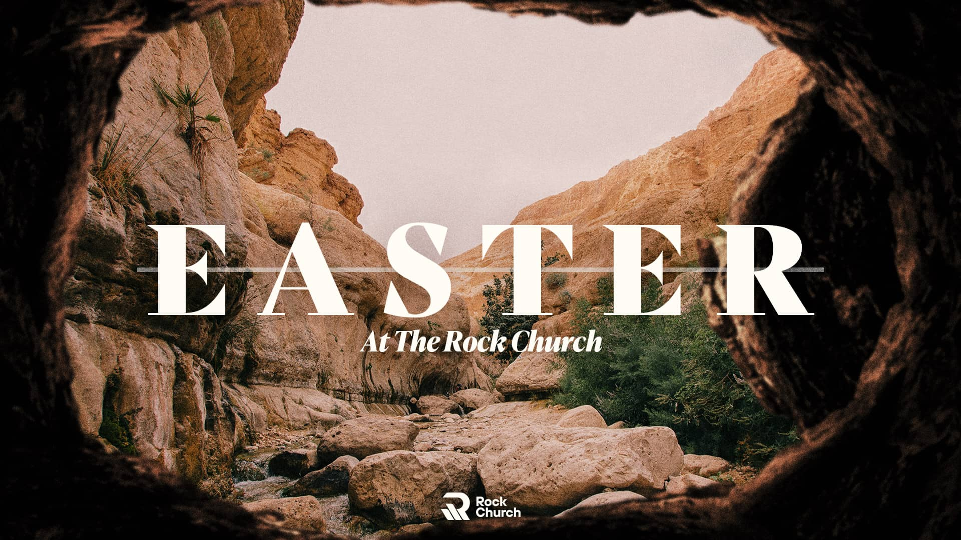 Easter At The Rock Church
