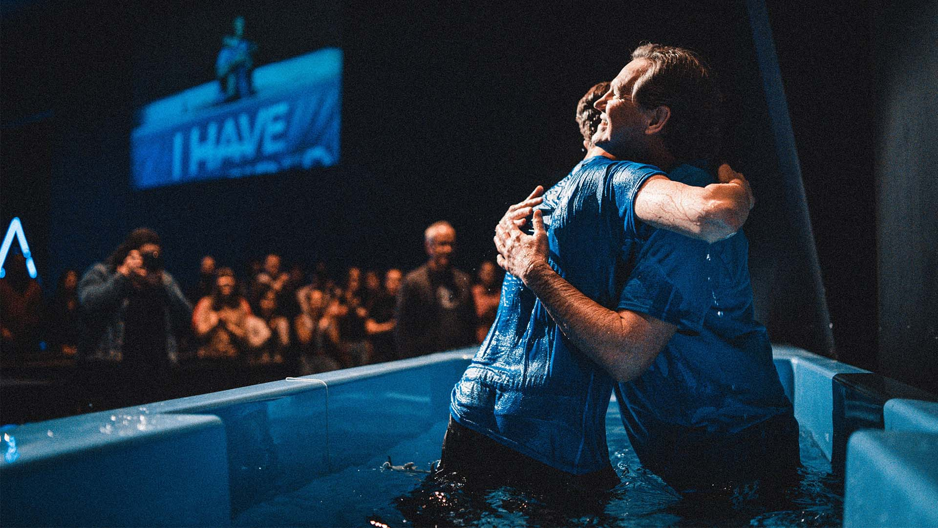 Water Baptism, Rock Church AVL, Asheville, NC